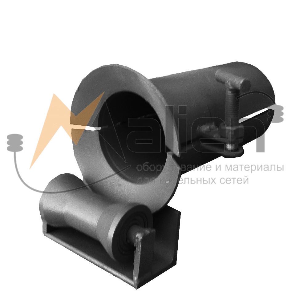 ВП 1/57 Вводной патрубок  простой 57-62 мм с 1 роликом