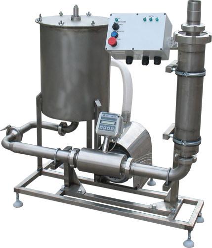 Учет и фильтрация молока ИПКС-0121-15000УФ
