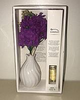 Аромавазочка с цветочками 23 х 13 х 8 см