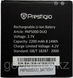 Аккумулятор для Prestigio MultiPhone 5000 Duo (PAP5000 Duo, 2200mah)