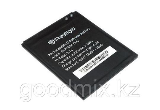 Аккумулятор для Prestigio MultiPhone 5044 Duo (PAP5044 Duo, 2000mah)