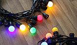 Лампы светодиодные Шарик 1 ватт .E27 , лампа для гирлянды belt light, фото 8