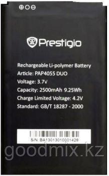 Аккумулятор для Prestigio MultiPhone 4055 Duo (PAP4055 Duo, 2500mah)