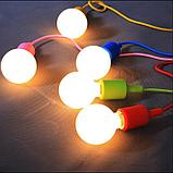 Cветодиодная лампа 1 w, цоколь E 27 2800-6500K. Лампы для Белт Лайта., фото 10