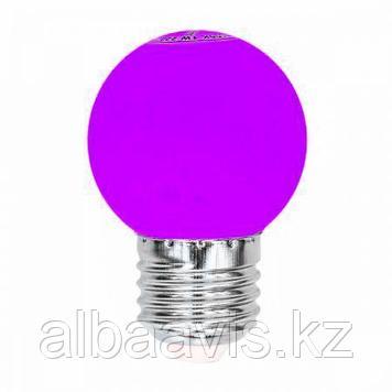 Лампы светодиодные Шарик 1 ватт .E27 , лампа для гирлянды belt light