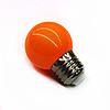 Лампы светодиодные Шарик 1 ватт .E27 , лампа для гирлянды belt light, фото 2
