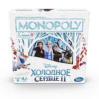 Игра настольная Монополия Холодное Сердце MONOPOLY