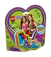 LEGO Friends: Летняя шкатулка-сердечко для Мии 41388