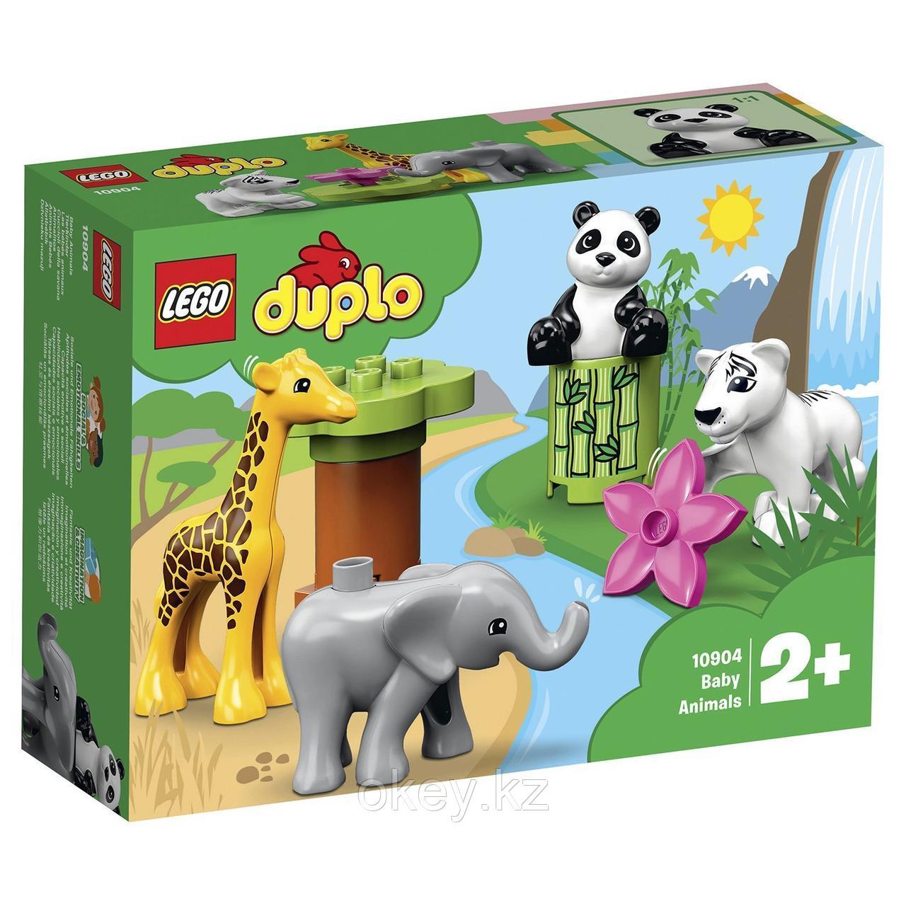 LEGO Duplo: Детишки животных 10904
