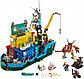 LEGO Monkie Kid: Тайная штаб-квартира команды Манки Кида 80013, фото 3
