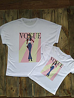 "Женская футболка, ""Pink print"", Казахстан"
