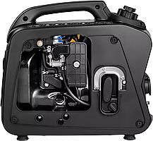 Генератор бензиновый STEHER 1/1,2 кВт, однофазный, синхронный, инверторный (GI-1500), фото 3