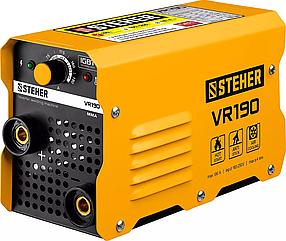 Сварочный аппарат инверторный STEHER 190 А, ММА (VR-190)