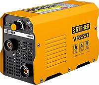 Сварочный аппарат инверторный STEHER (Штехер) 220 А, ММА (VR-220)