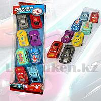 """Набор машинок из серии """"Тачки 3"""" в комплекте 8 машинок пластмассовые 757-2A"""