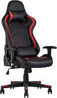 Кресло игровое TopChairs Cayenne красное