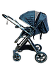 Детская прогулочная коляска Belecoo A10, фото 3