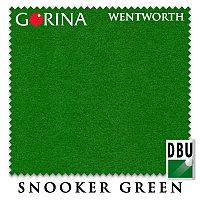Сукно Gorina Wentworth Fast Snooker 193 см Snooker Green