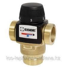 """Клапан ESBE трехходовой термостатический .1"""" арт. 31702100, Kvs 4,5 м3/ч"""