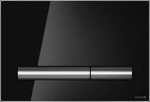 Кнопка PILOT для LINK PRO/VECTOR/LINK/HI-TEC стекло черный