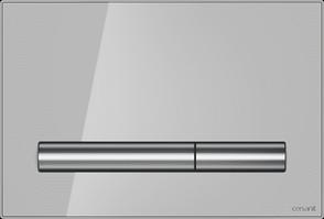 Кнопка PILOT для LINK PRO/VECTOR/LINK/HI-TEC стекло серый