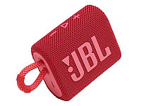 Bluetooth SPK active JBL GO 3, 3W, BT 5.1, USB-C, IP67, red