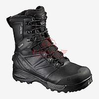 Зимние ботинки Salomon Toundra Forces CSWP (Black) (9, Black)