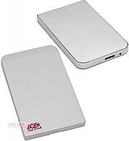"""Коробка для 2,5"""" жестких дисков Agestar 3UB201, Серебристый"""