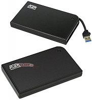 """Коробка для 2,5"""" жестких дисков Agestar 3UB2A14, Черный"""