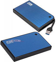 "Коробка для 2,5"" жестких дисков Agestar 3UB2A14, Синий"