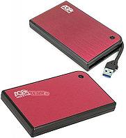 """Коробка для 2,5"""" жестких дисков Agestar 3UB2A14, Красный"""