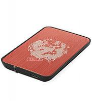 """Коробка для 2,5"""" жестких дисков Agestar 3UB2A8, Красный"""