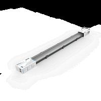 Светильник линейный Gauss СПП-Т8-G13 LITE 220-230V IP65 1276*86*55мм для LED ламп 2х1200мм