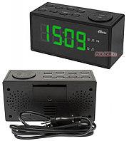 Радио-часы Ritmix RRC-1212, Черный