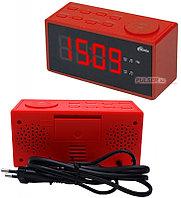 Радио-часы Ritmix RRC-1212, Красный