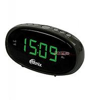 Радио-часы Ritmix RRC-616, Черный