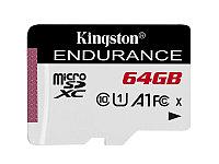 Карта памяти microSDXC 64GB, Kingston SDCE/64GB