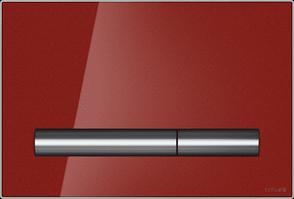 Кнопка PILOT для LINK PRO/VECTOR/LINK/HI-TEC стекло красный