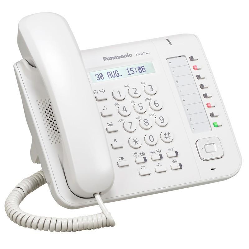 Телефон Panasonic KX-DT521RU
