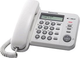 Телефон Panasonic KX-TS2356RUW