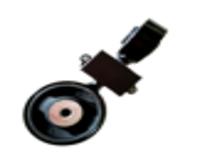 Опора подушка двигателя правая Toyota Camry 2AZFE 30 40 Lexus ES 1230928161