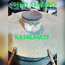 Прием катализаторов Reno Sandero