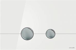 Кнопка STERO для LINK PRO/VECTOR/LINK/HI-TEC стекло белый