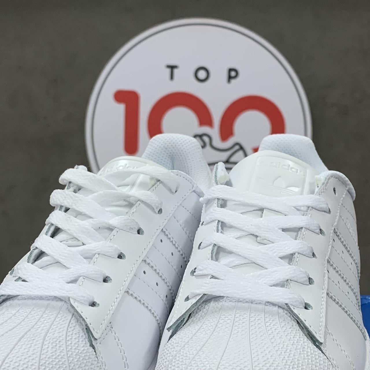 Кеды Adidas Superstar - фото 4