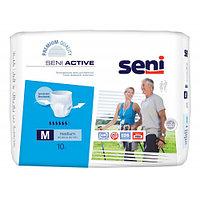 Трусики для взрослых Seni active Medium 80-110 см 6 кап №10