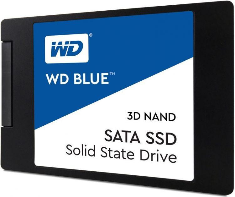Жёсткий диск Western Digital WDS250G2B0B