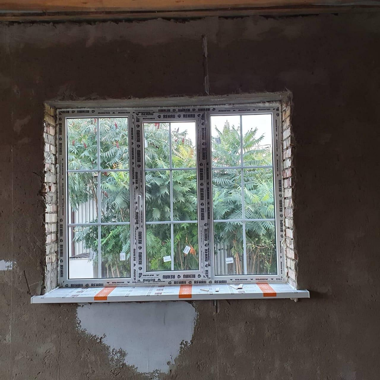 Пластиковые окна Galwin