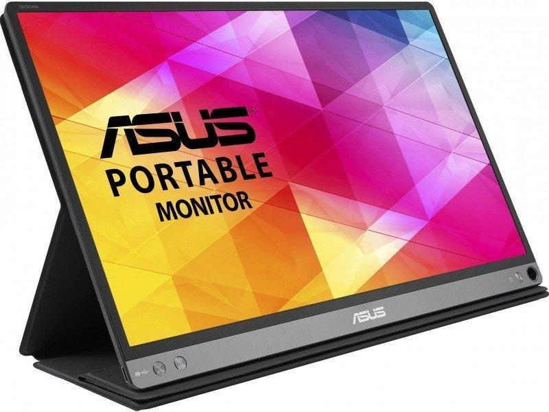 Монитор Asus ZenScreen MB16ACM (90LM0381-B03170)