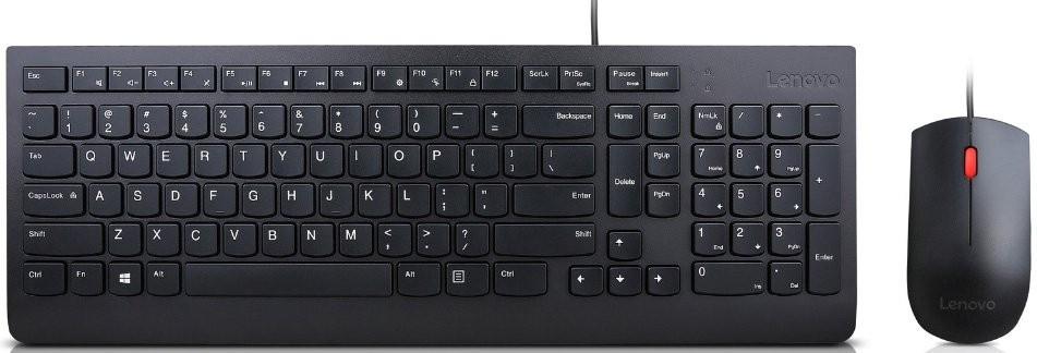 Клавиатура + мышь Lenovo 4X30L79912