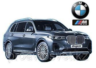 BMW X7 G07 электрическая подножка 2019-2020